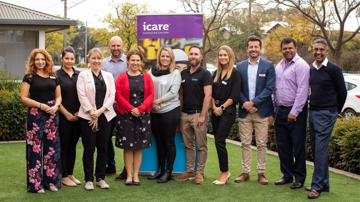 The icare Mobile Engagement Team visit Coffs Harbour and Grafton